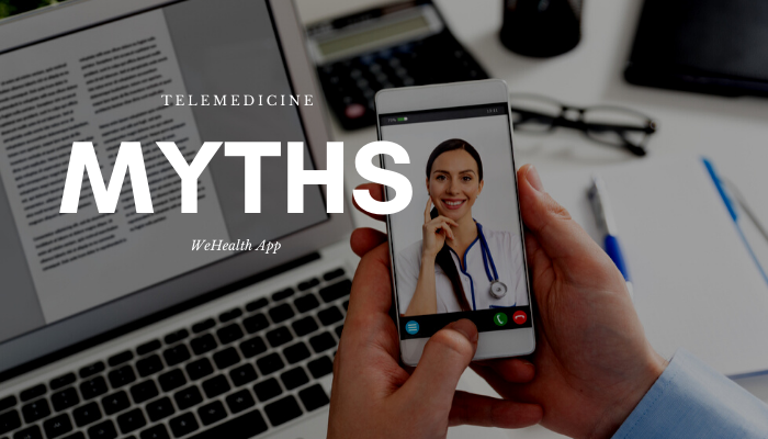 Top 10 Telemedicine Myths